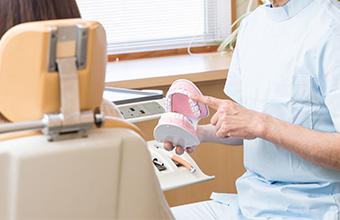 宮下歯科室 呼吸法の指導